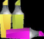 marcador color